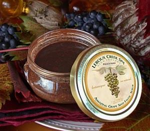 Amazing Grape Seed Facial Scrub